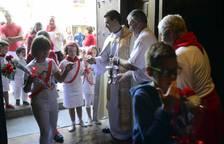 Día infantil en las fiestas de Artajona 2017