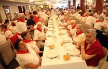Cintruénigo celebra el día de sus mayores