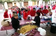 Día de las Peñas en fiestas de Fitero