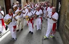 Olite recupera el día de la música en sus fiestas