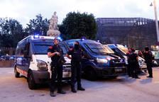 Los Mossos han cerrado el parque de la Ciudadela en Barcelona.
