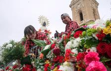 Ofrenda de Flores a la Virgen del Pilar de Zaragoza 2017