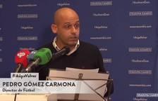 Pedro Gómez, director de fútbol del proyecto 'Osasuna Cambio'
