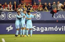 Osasuna 2-2 Barça B (II)