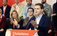 Manifestación en Madrid en defensa de la unidad de España