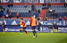 Osasuna 0-0 Granada (I) Miguel Lozano