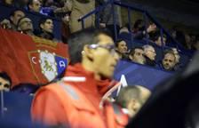 Búscate en la grada del Osasuna - Granada (II) Miguel Lozano