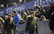 Búscate en la grada del Osasuna - Granada (I) Miguel Lozano