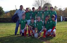 Juegos Deportivos y 'clinic' para el rugby promesas