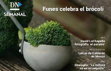 Funes celebra el brócoli, en DN+ Semanal