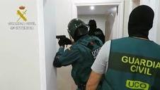 Interceptadas cerca de 4 toneladas de cocaína en España