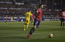 Osasuna 2-3 Alcorcón (I)