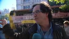 El Ayuntamiento de Madrid ruega que no se coja el coche