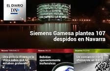 107 despidos de Siemens Gamesa en Navarra, en el Diario DN+