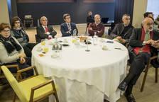 Desayuno de trabajo BBVA-Diario de Navarra