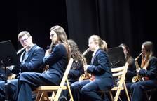 Concierto Banda Joven Escuela de Música Luis Morondo