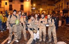 Fotos de Nochevieja 2017 en Pamplona (I)