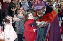 La cabalgata de los Reyes Magos en Cintruénigo 2018