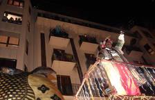 Llegada de los Reyes Magos a Pamplona