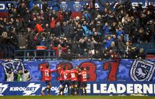 Osasuna 4 - Valladolid 2 (I)