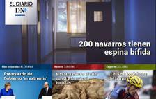 Los afectados por espina bífida en Navarra, en el Diario DN+