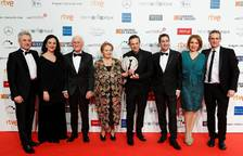 Fotos de los Premios Forqué