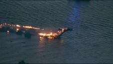 Arde un barco con 50 pasajeros en la costa de Florida