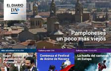Radiografía a la población de Pamplona, en el Diario DN+