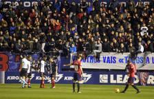 Osasuna 0 - Nàstic 2 (II)