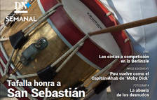 Las fiestas de San Sebastián en Tafalla, en DN+ Semanal