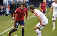 Osasuna 2-1 Cultural Leonesa (I)