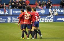 Osasuna 2-1 Cultural Leonesa (II)