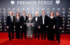 Entrega de los Premios Feroz