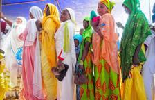 Exposición 'África sin complejos' en la Casa de Cultura de Villava