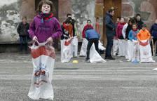 Sonrisas y crestas en el Carnaval de Elizondo e Irurita