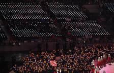 Ceremonia de Apertura de los Juegos Olímpicos de Invierno de Pyeongchang