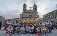Desfile del Carnaval variopinto en Estella 2018