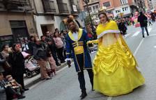 Desfile de Carnavales 2018 en Tudela