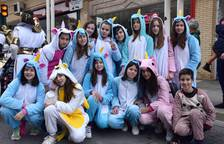 Tudela: Derroche de buen humor bajo un disfraz