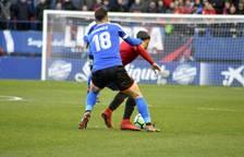 Imágenes del Osasuna 0-0 Reus (I)
