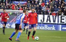 Imágenes del Osasuna 0-0 Reus (II)