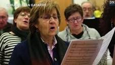 Más de 100 voces conforman las corales del Pirineo