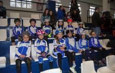 Juegos Deportivos de Navarra de patinaje Indoor en Sangüesa