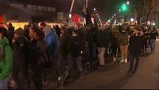 Miles de ultras rusos amenazan Bilbao ante el duelo del Athletic contra el Spartak de Moscú