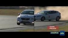 Pruebas de neumáticos en el Circuito del Jarama - RACE