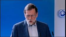Rajoy antepone hechos a promesas
