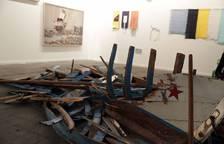 Algunas de las obras de la feria de arte contemporáneo ARCO