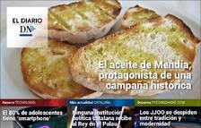 El aceite de Mendía triunfa en el Día de la tostada de Arróniz, en El Diario DN+