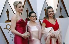 Alfombra roja de los Óscar 2018