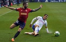 Imágenes del Osasuna 1-2 Zaragoza (I)